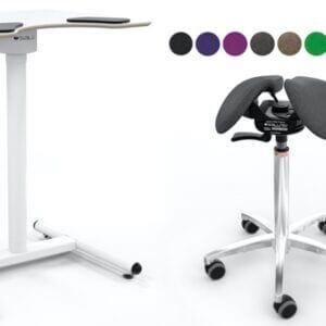 Salli tuoli ja pöytä