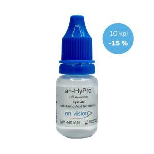 an-HyPro Silmägeeli 10 kpl